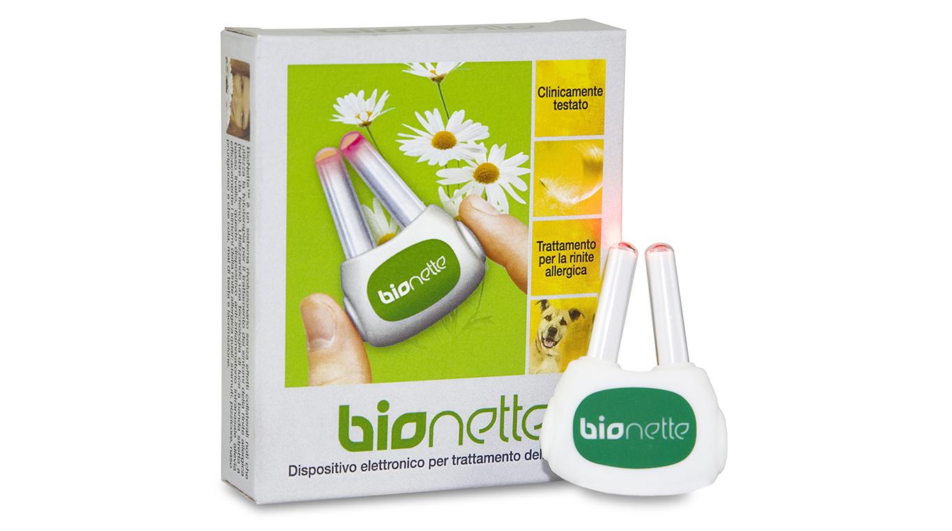 Trattamento rinite allergica Bionette