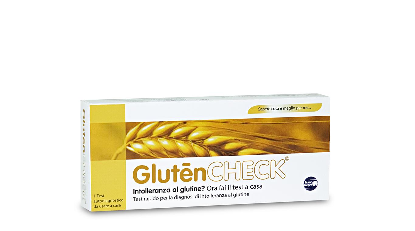 test intolleranza glutine