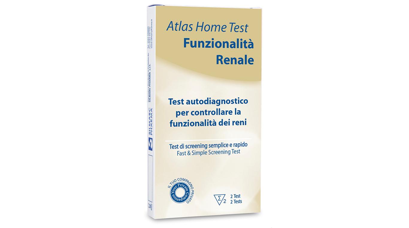 Test urine funzione fegato