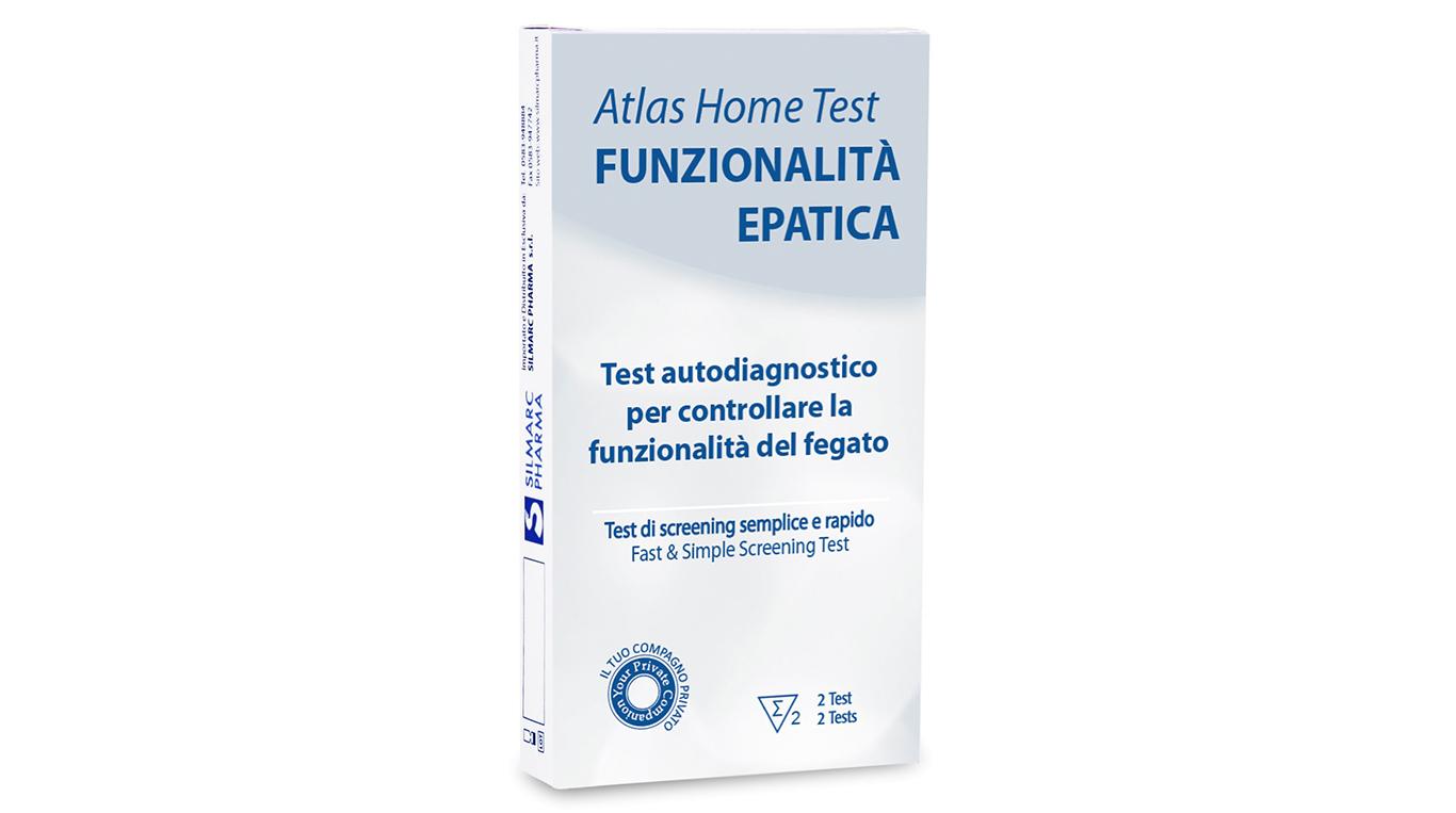 test funzionalità epatica